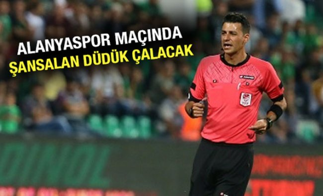 Süper Lig'de 25'inci Haftanın Hakemleri Açıklandı