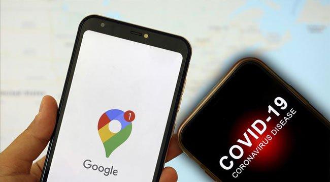 Google, Kovid-19 ile Mücadeleye Destek İçin Konum Verilerini Açıklayacak