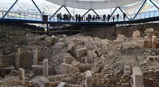 'Sanal Müze'de En Fazla Göbeklitepe Ziyaret Edildi