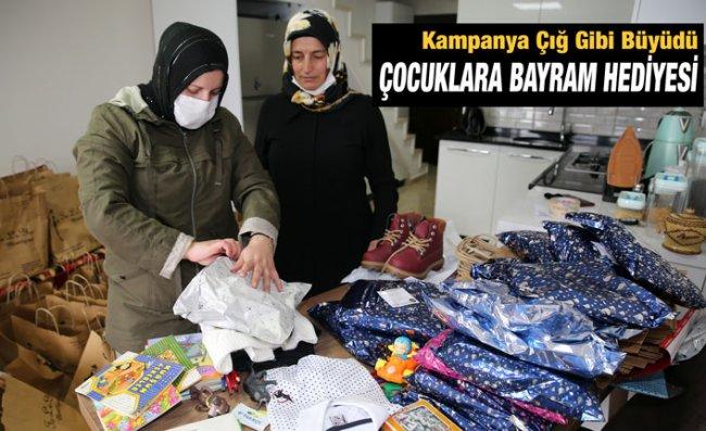 Rize'den Bitlis'e Bayram Hediyesi