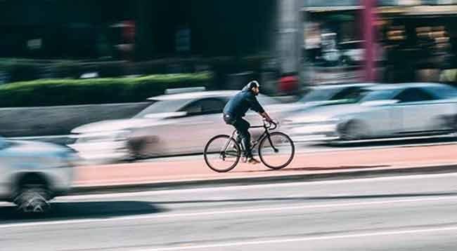 İşe Bisikletle Gitmek Erken Ölüm Riskini Azaltıyor