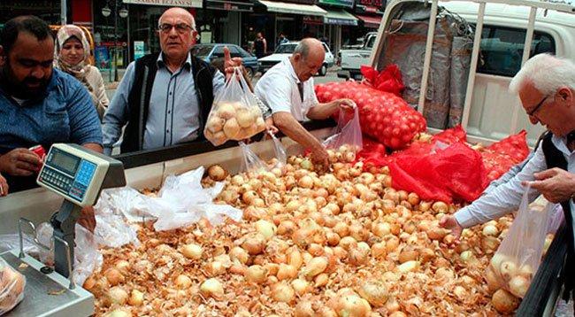 Patates ve Soğanda 'Ön İzin' Dönemi