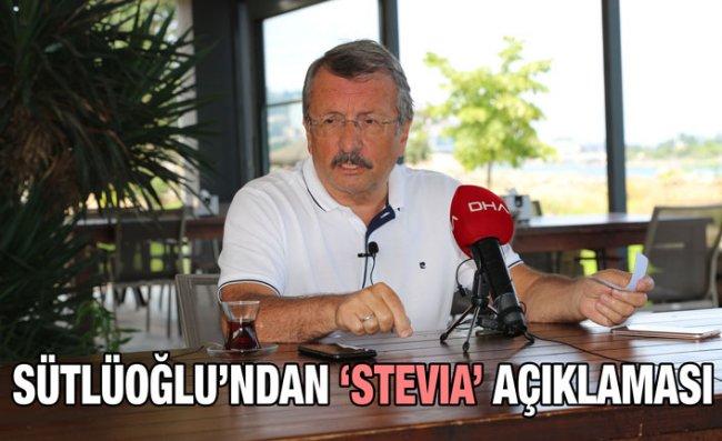 Sütlüoğlu: Kuyruklu Yalan Ortaya Atarak Bakanı da Yanıttılar
