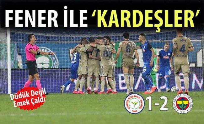 Atmaca Fenerbahçe ile Oynadı, Hakemle Kaybetti