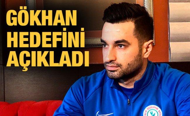 Gökhan Akkan, Avrupa'yı Hedefliyor