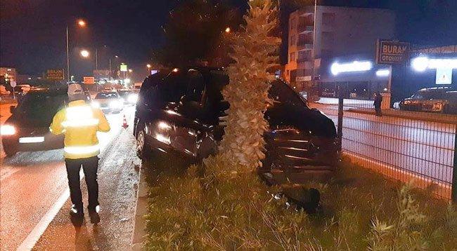 AK Partili Özhaseki, Türel ve Yılmaz Trafik Kazası Geçirdi