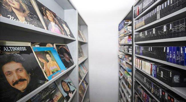 Anılarda Kalan Film ve Müzikler Dijital Ortama Taşınıyor