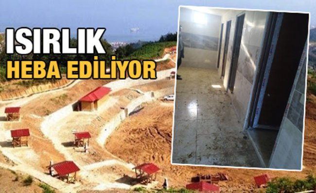 CHP Rize: Isırlık'ın Hali İçler Acısı