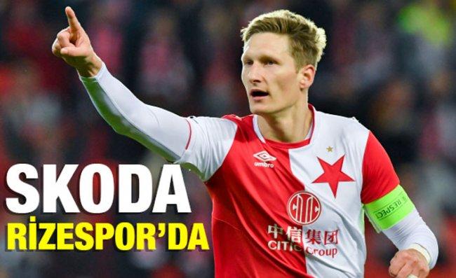Çaykur Rizespor, Milan Skoda'yı Renklerine Bağladı