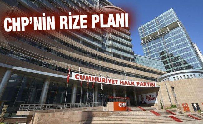 CHP Rize'den de Milletvekili Çıkarmak İstiyor