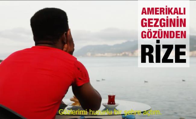 1001 Gözle Rize Kısa Film Festivalinin Birincisi 'Yeşil Pelerinli Şehir' Oldu