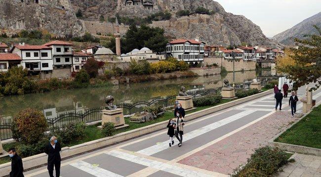 Valilik '14 Gün Evde Kal Amasya' Kampanyası Başlattı