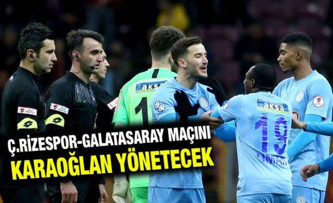 Süper Lig'de 10'uncu Haftanın Hakemleri Açıklandı