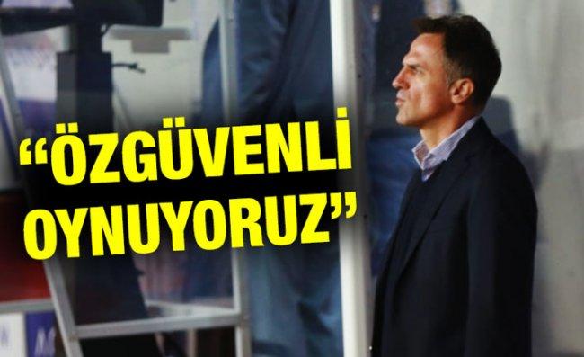 Tomas: Türkiye Kupası'nda Sonuna Kadar Devam Edeceğiz