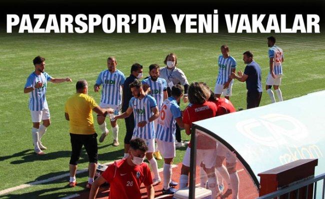 Pazarspor'da 8 Futbolcunun Kovid-19 Testi Pozitif Çıktı
