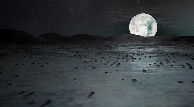 'Chang'e 5' Uzay Aracı Ay'a İndi