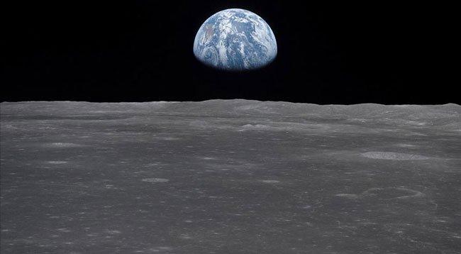 Dünya ve Ay'ın 'Oksijen İkizleri' Olmadığı Ortaya Çıktı