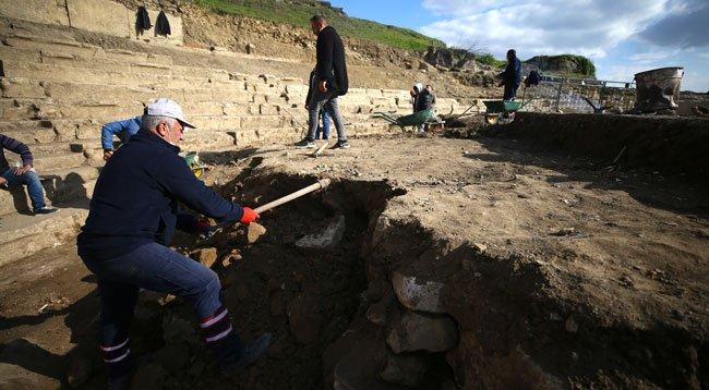Kazılarda Çıkan Bulgular Arkeologları Heyecanlandırıyor