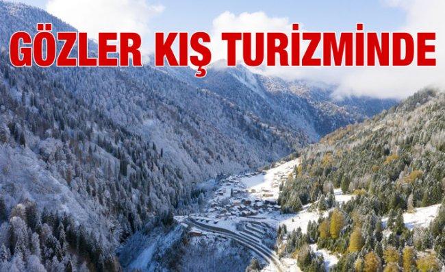 Doğu Karadeniz'de 'Kış Turizmi' Beklentisi