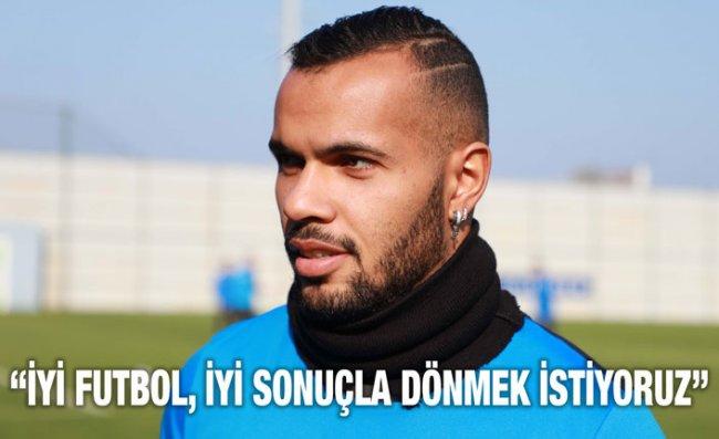 Fernando: Galatasaray Maçını Acil Unutmak İstiyoruz