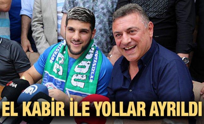 El Kabir'in Rizespor Macerası Kısa Sürdü