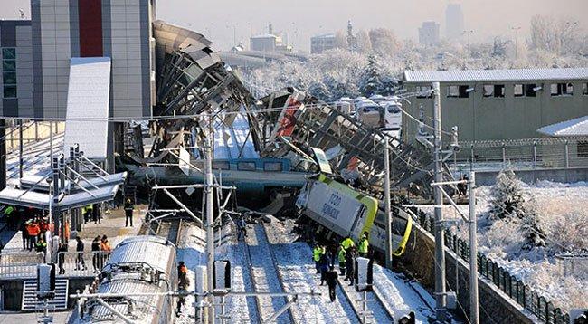 Tren Kazası Davasında 2 Tahliye Kararı