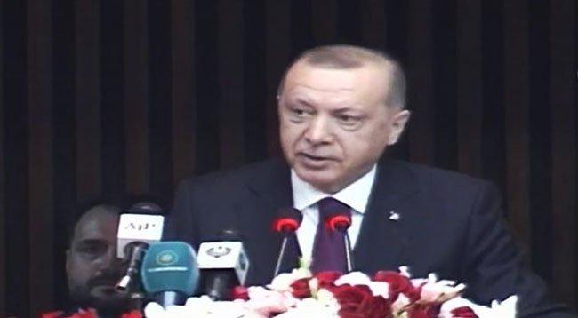 Erdoğan: Pakistan Halkının Yardımlarını Unutmadık