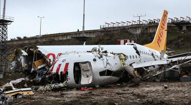 Yardımcı Pilotun İfadesinin Detayları Ortaya Çıktı