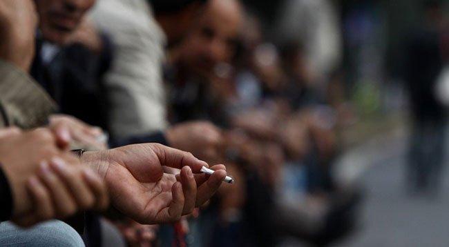 Türkiye'nin Yüzde 27,3'ü Her Gün Sigara İçiyor