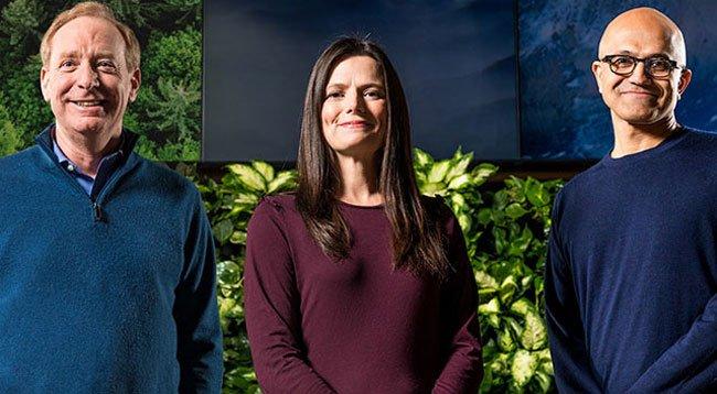 Microsoft'tan 1 Milyar Dolarlık 'Karbon Negatif' Yatırımı
