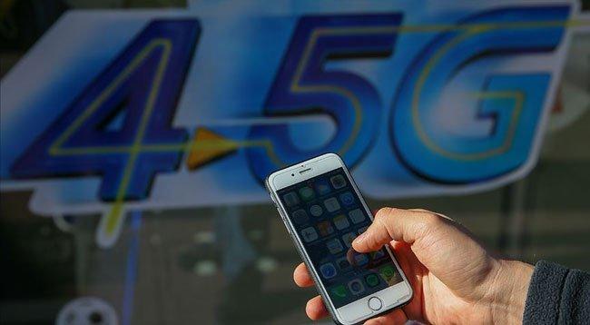 4,5G'de Ses İnternet Üzerinden Verilecek