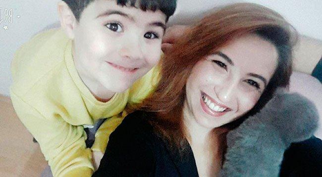 10 Yaşındaki Oğlunu Öldürüp, Kendini Astı