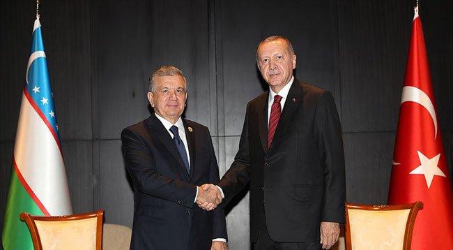 Türkiye-Özbekistan İlişkileri Derinleşiyor