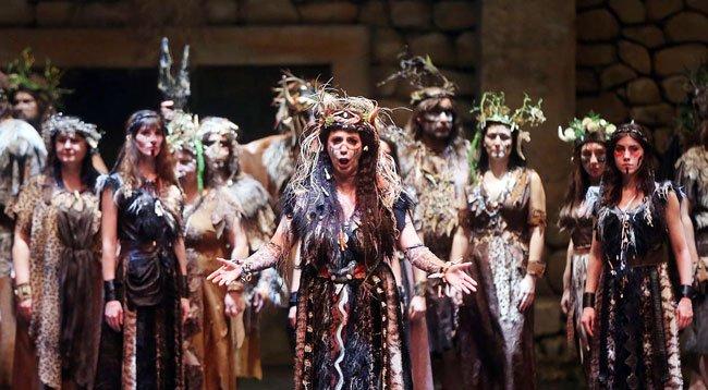 Göbeklitepe Operası İçin Geri Sayım Başladı
