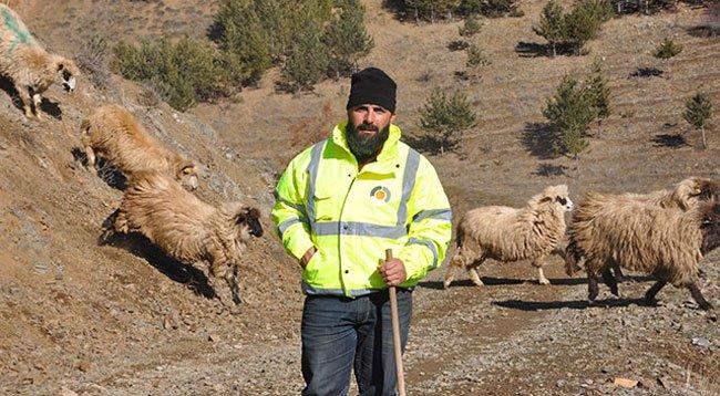 Taksiciliği Bırakıp Çiftlik Kurdu