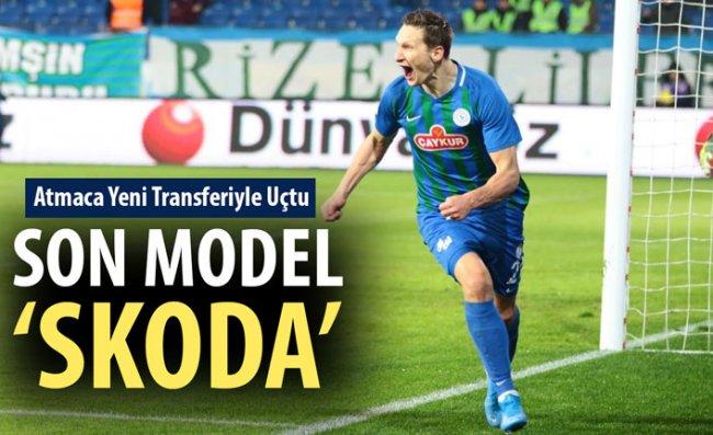 Çaykur Rizespor Yeni Transferi ile Galibiyete Ulaştı: 2-0