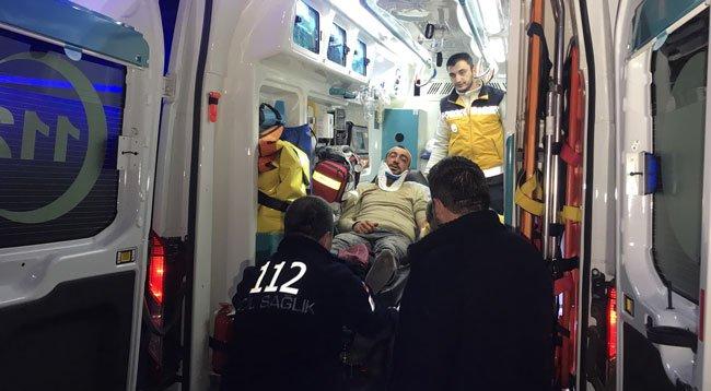 Keserle İki Kişiyi Yaralayan Şüpheli Gözaltında