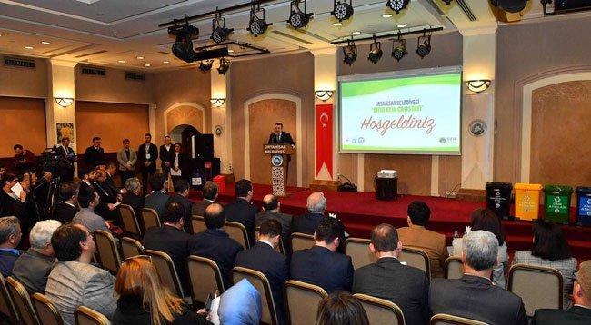 Trabzon'da 'Sıfır Atık Çalıştayı' Gerçekleştirildi
