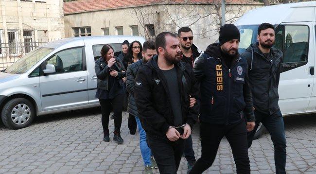 Yasa Dışı Bahis Çetesinin Üyeleri Yakalandı