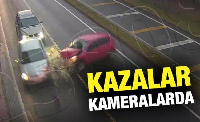 Rize'deki Trafik Kazaları Mobesede