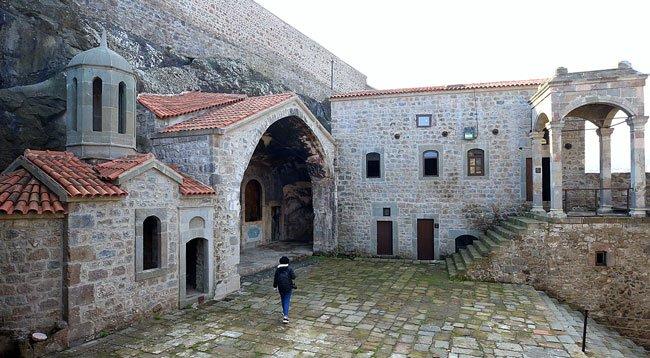 Kızlar Manastırı'nın Restorasyon Çalışmaları Tamamlandı