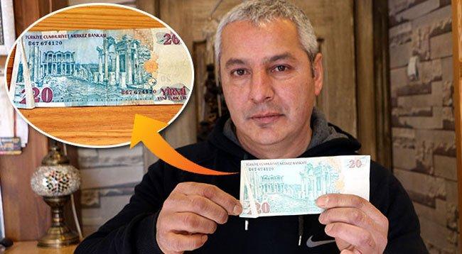 Hatalı Baskı 20 YTL İçin 50 Bin Lira İstiyor