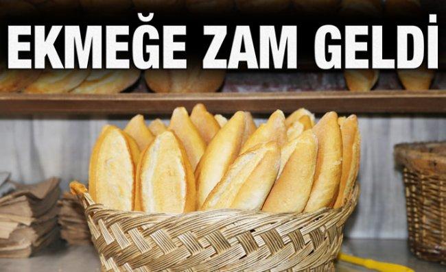 Rize'de Ekmeğin Fiyatı Değişti