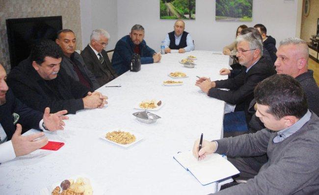STK'lar Rize'yi Masaya Yatırdı