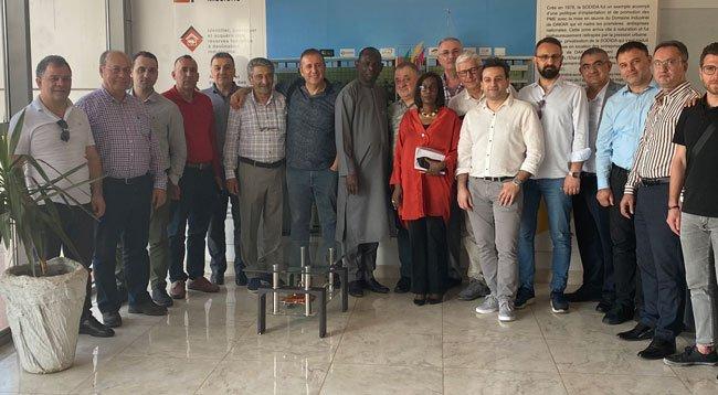Doğu Karadenizli İhracatçılar Senegal'den Umutlu Döndü