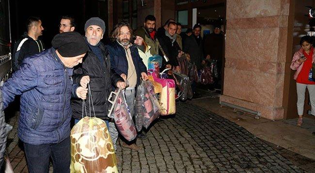 Türkiye, Deprem Bölgesi İçin Seferber Oldu