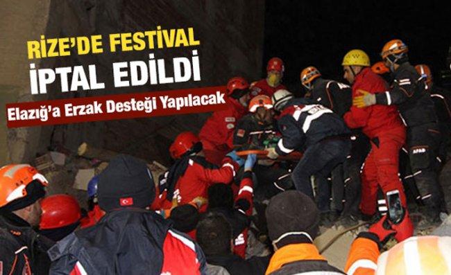 'Viçe Fest Kış' Etkinliği Ertelendi