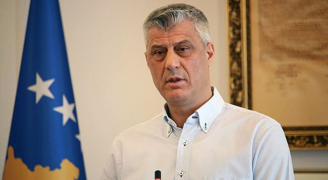 Kosova Cumhurbaşkanı: Yardım İçin Hazırız