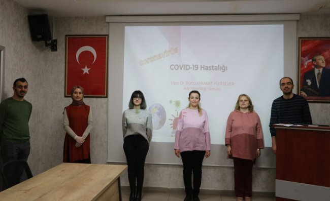 Covid-19 Psikososyal Destek Birimi Kuruldu