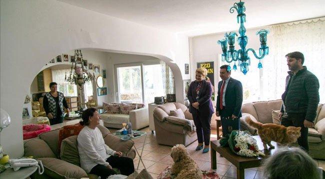 Fatma Girik: Evde Kalın Çağrısına Destek Veriyorum